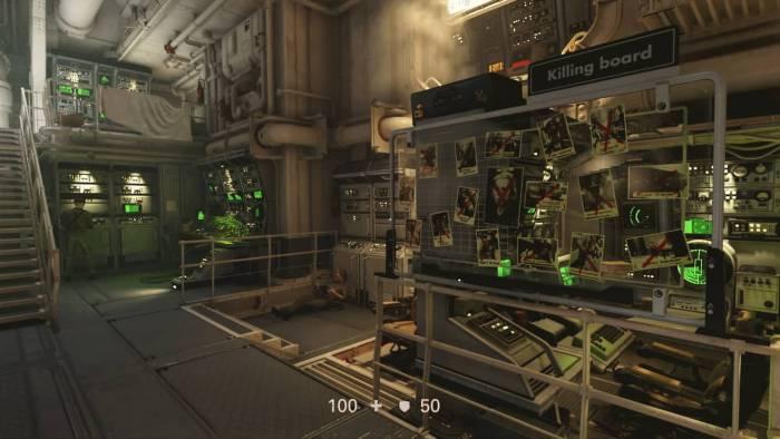 wolfetnstein 2 laboratory
