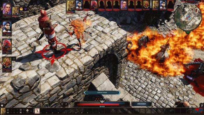 divinity 2 fire attack