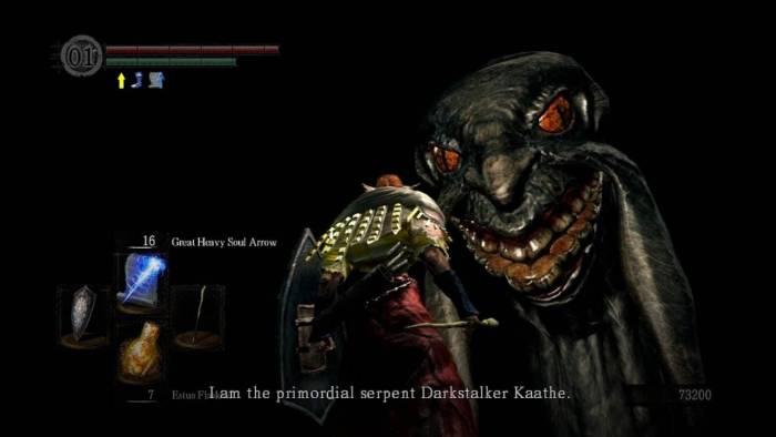 Dark Souls Kaathe