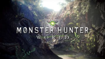 Monster Hunter World Cover