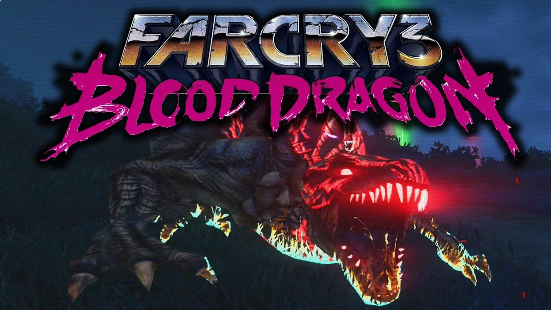 Blood Dragon for free in November