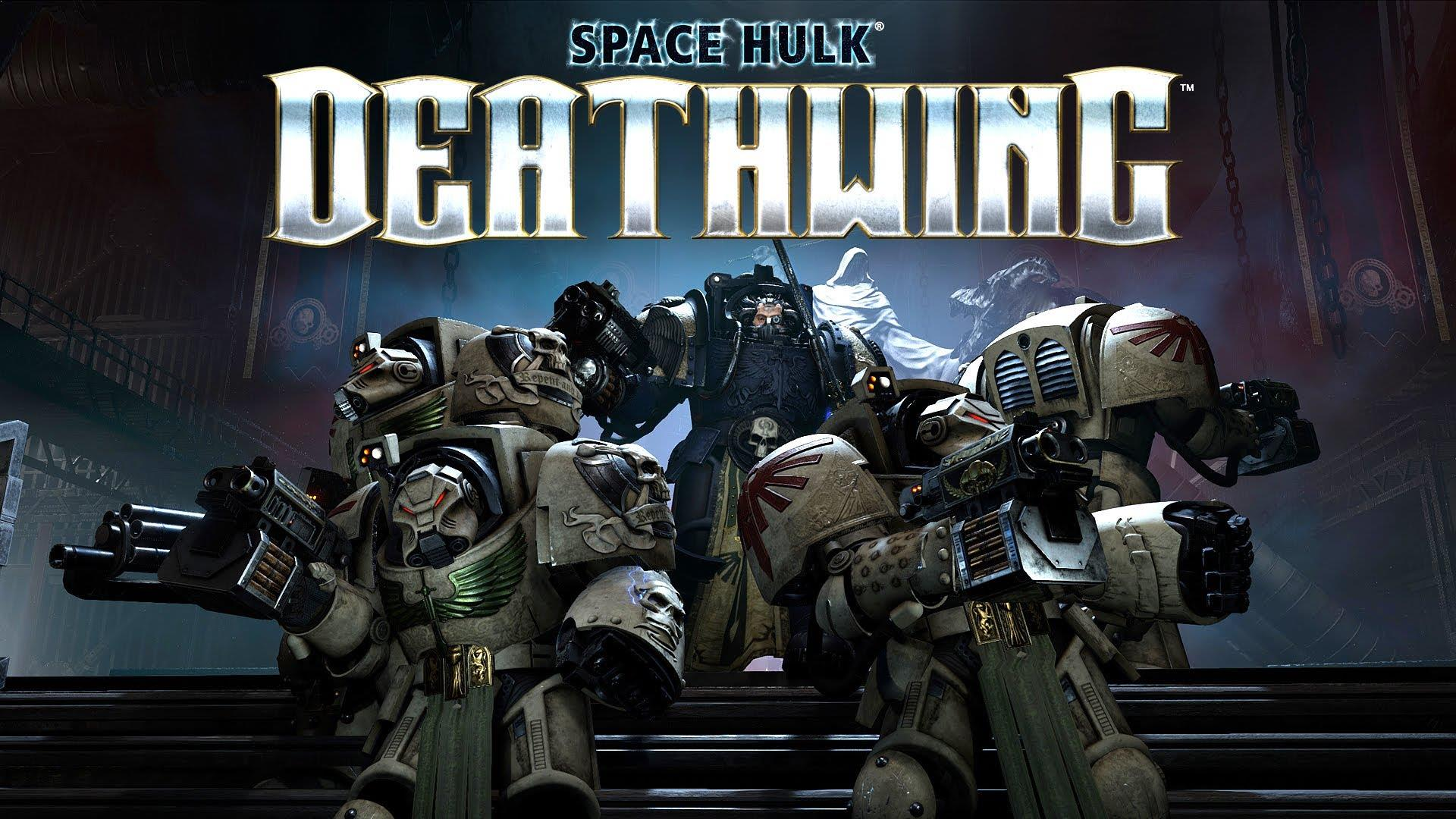 Space Hulk: Deathwing with a release date