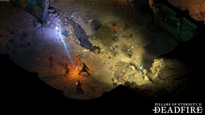 game for mac - pillars of eternity 2