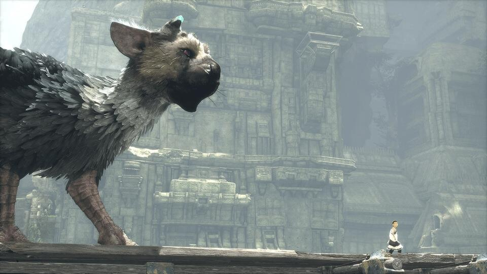 The Last Guardian to receive 4K with a PS4 Pro patch