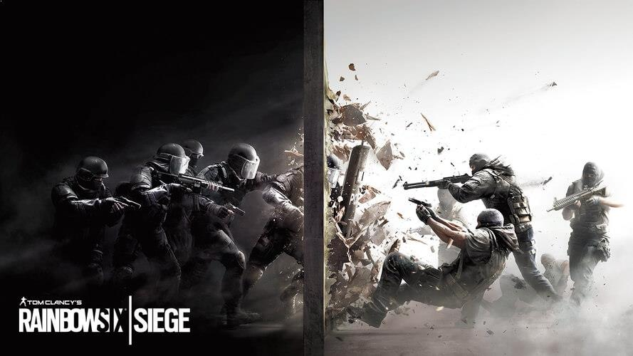 Rainbow Six Siege has another year worth of updates coming
