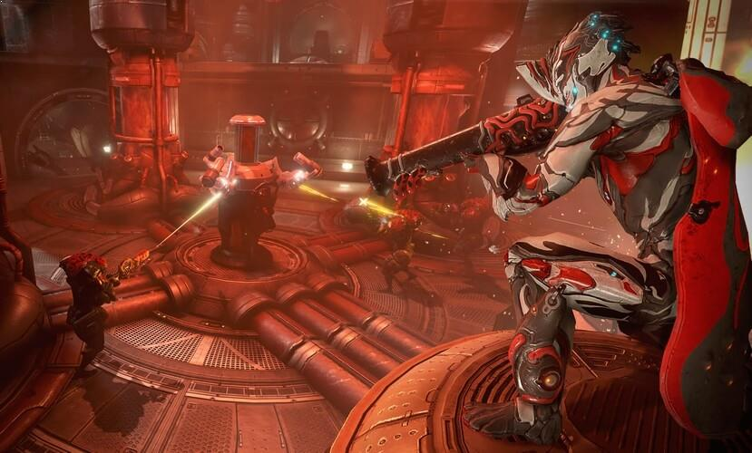 The War Within update comes to Warframe