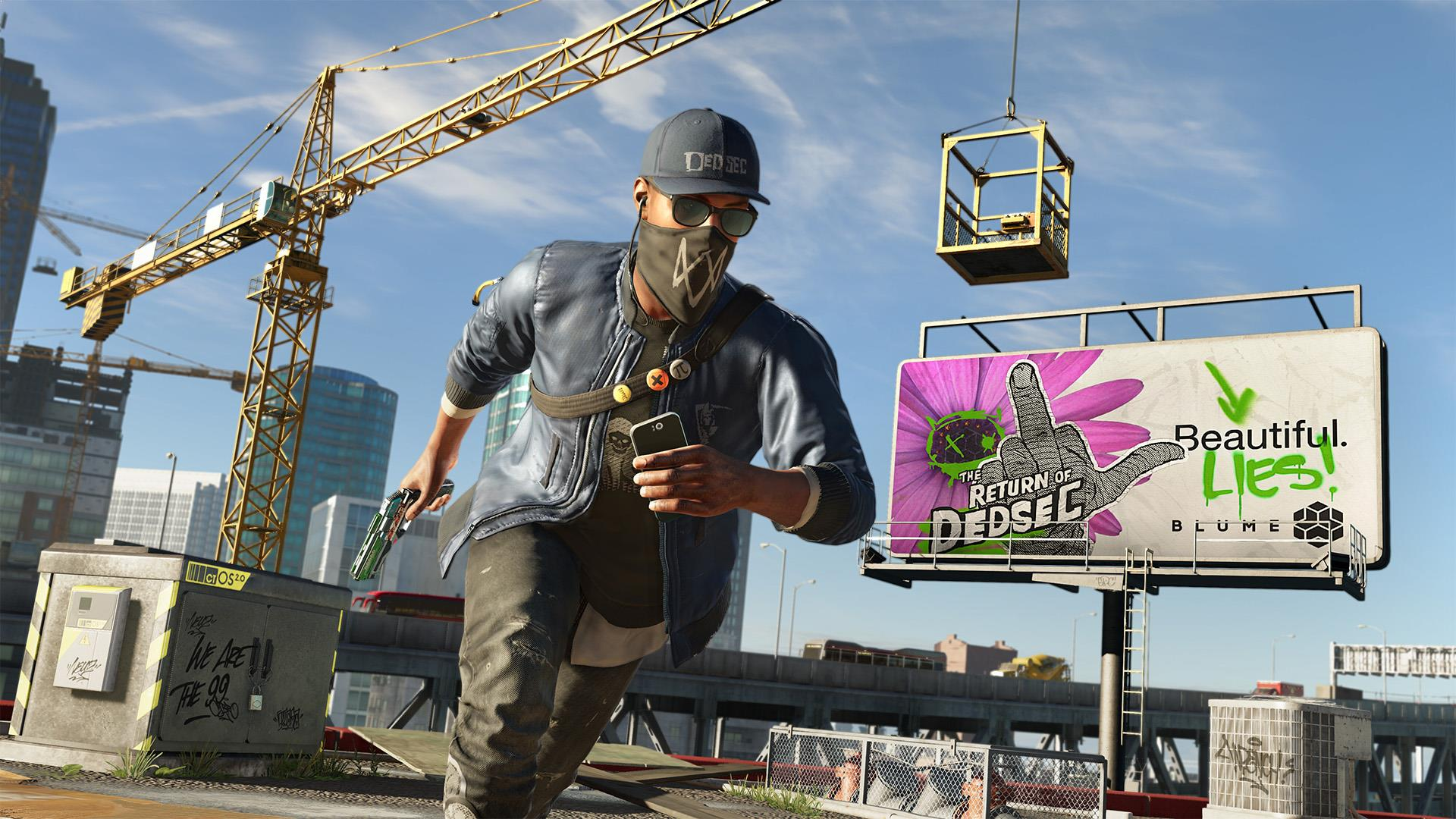 Ubisoft details Watch Dogs 2 Season Pass