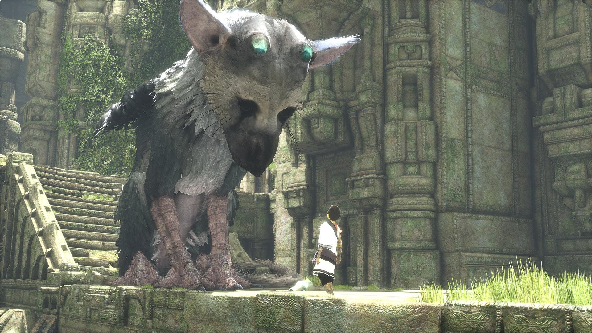 The Last Guardian becomes Gold