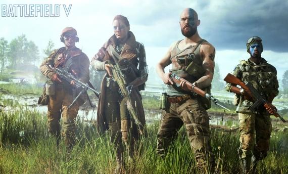 Battlefield V Airborne