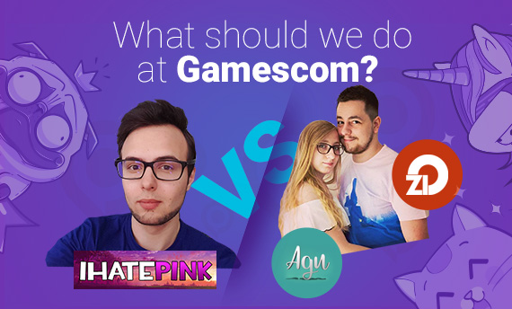 g2a at gamescom challenge contest