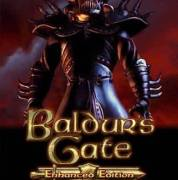 baldur's gate enhanced edition game cover