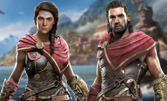 AC: Odyssey is canonically Kassandra's story