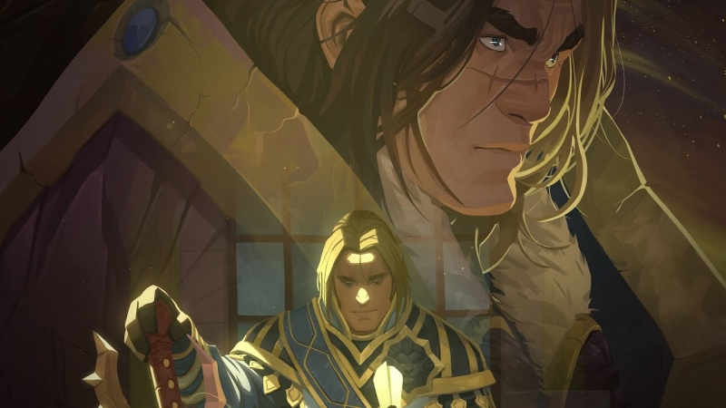 Anduin and Varian