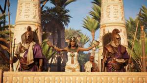 assasins creed origins cleopatra
