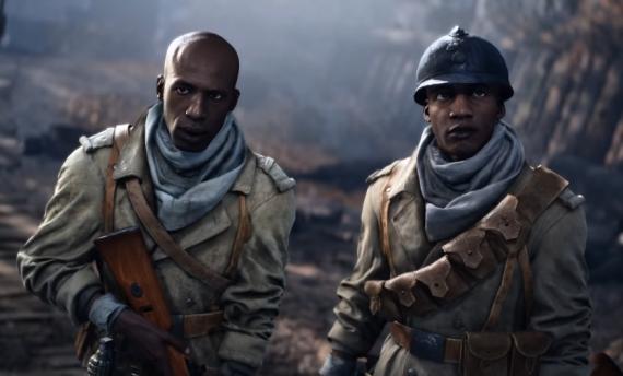 Battlefield V story