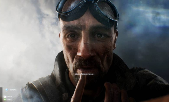 Let's have a conversation about Battlefield V