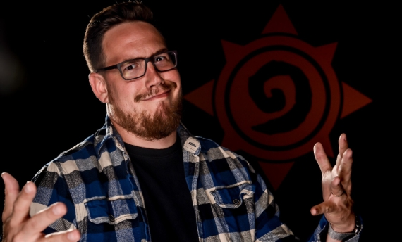 Hearthstone's lead developer Ben Brode leaves