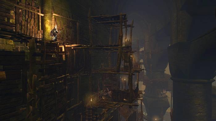 Dark Souls Blight Town