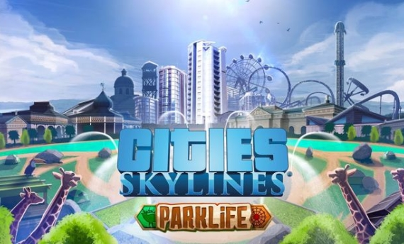 Cities Skylines Parklife Cover