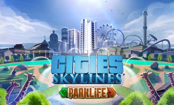 Cities: Skylines, Cities: Skylines Parklife, Cities Skylines DLC