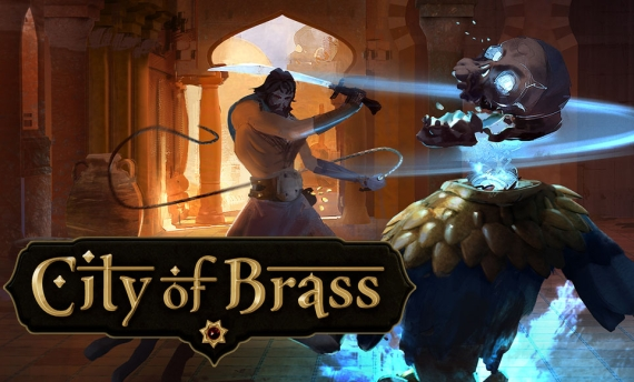 City of Brass, City of Brass release