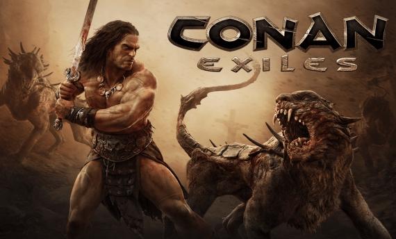 Conan Exiles Cover, Conan Exiles Release