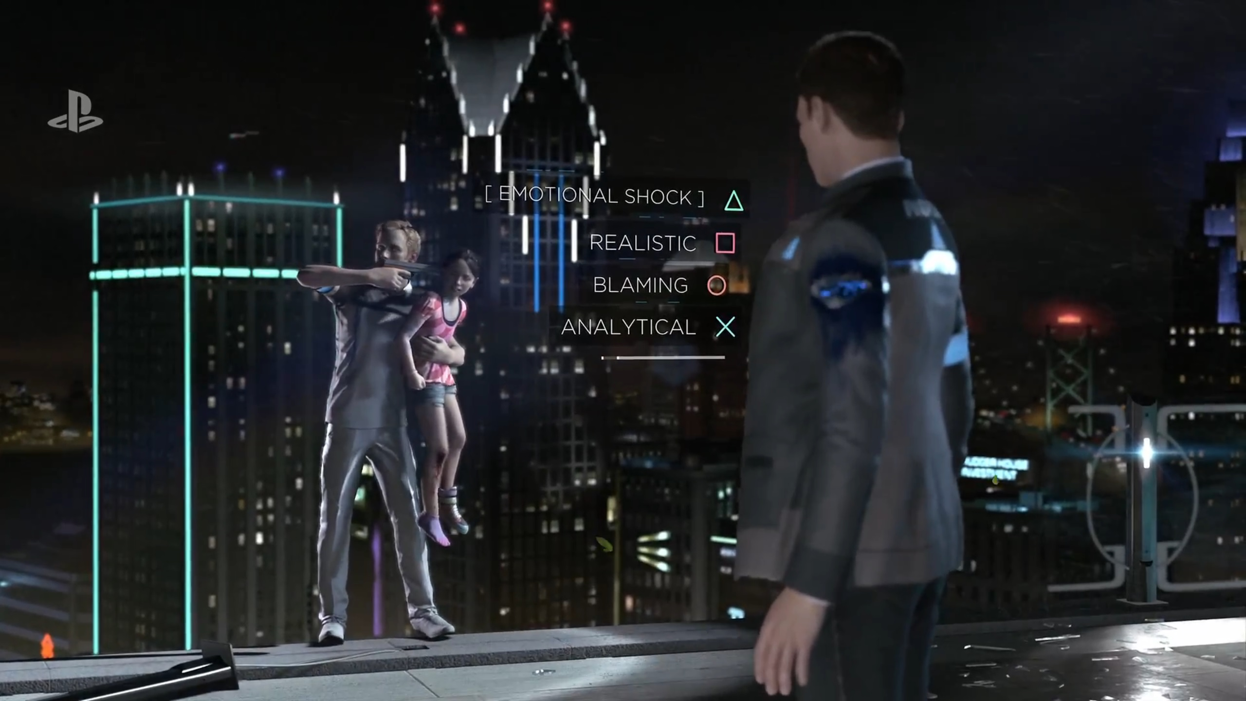 Detroit: Become Human review- do Androids dream of David Cage? - G2A