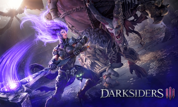 Darksiders 3 Force Hollow