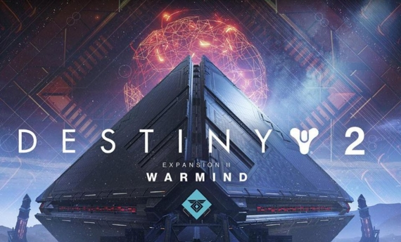 Destiny 2, Destiny 2 Warmind Cover