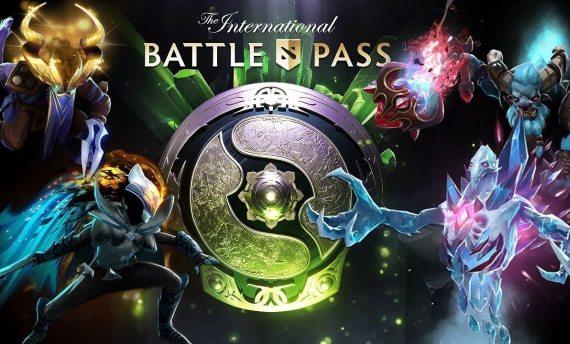 Dota 2 2018 Battle Pass