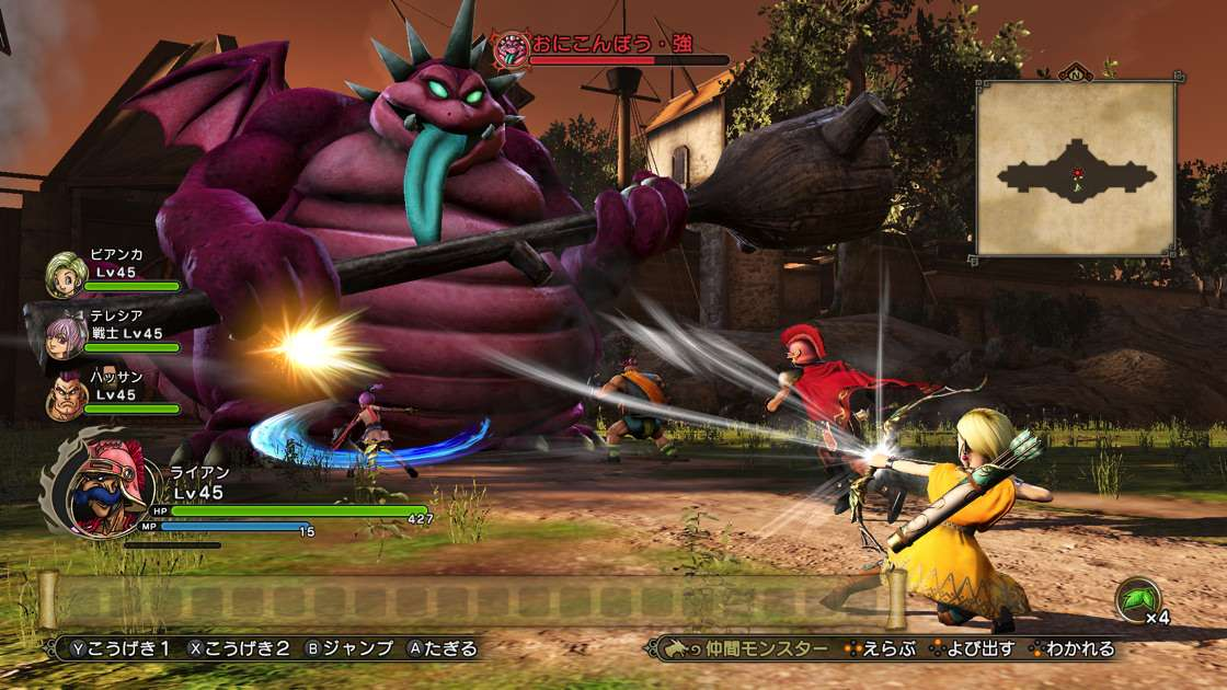 Dragon Quest Heroes I and II are coming to Nintendo Switch