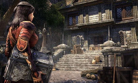 Homestead for ESO releases in two weeks on consoles