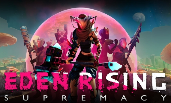 Eden Rising Supremacy Banner