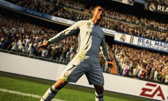 FIFA 18 with a 10-hour trial