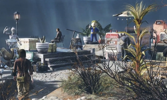 Fallout 76 C.A.M.P