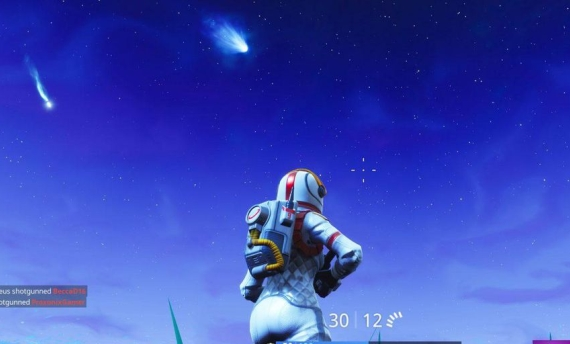 Fortnite Battle Royale, Fortnite, Fortnite Comet