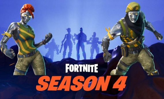Fornite Season 4