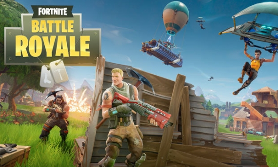 Fortnite Official Banner