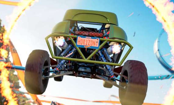 Forza Horizon 3 gets a Hot Wheels expansion in May