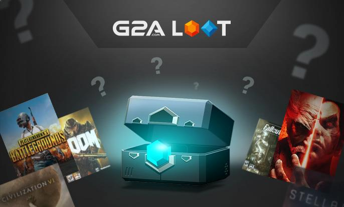 G2A Loot