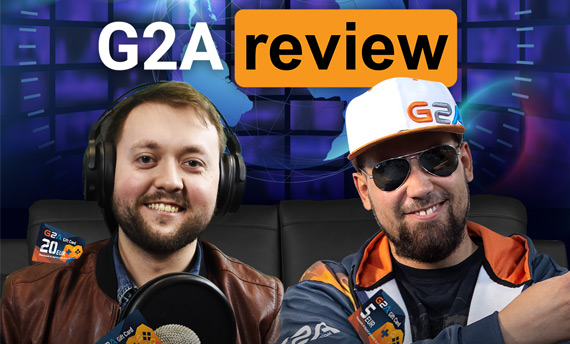 G2A Review promo