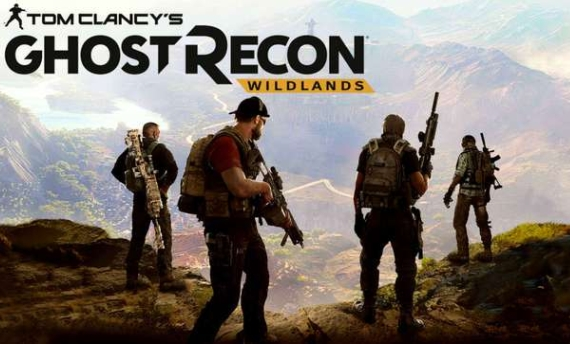 Ghost Recon: Wildlands Banner