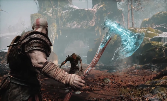 God of War, God of War secret weapon