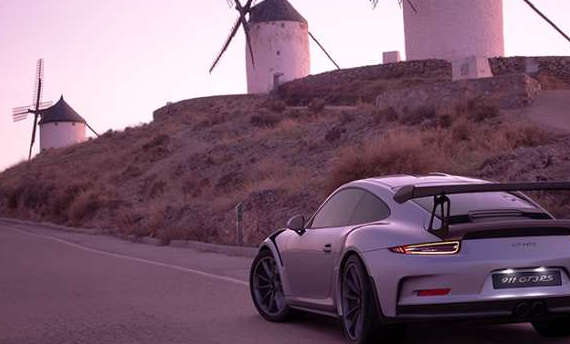 Porsche is coming to Gran Turismo Sport