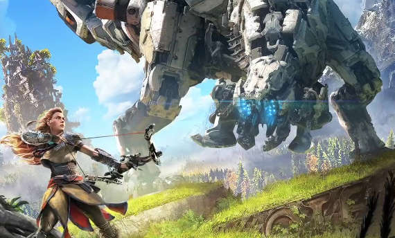 Horizon Zero Dawn preview - Time of the Machines