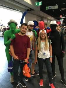 gamescom 2018 cosplay