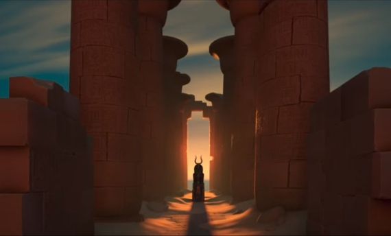 In the Valley of Gods Screenshot