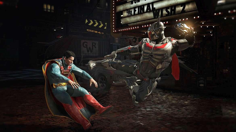 Batman is BEYOND Superman