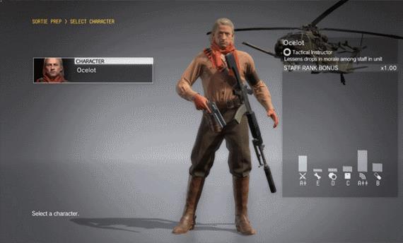 Metal Gear Solid 5 new update