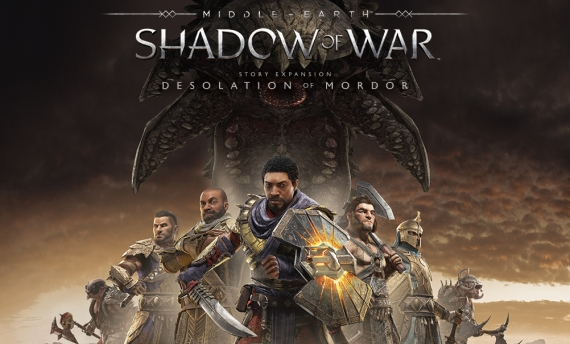 Middle-earth: Shadow of War Desolation of Mordor